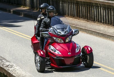 Can-Am Spyder RT-S SE6
